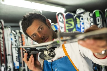 Arabba Ski School Rental Service