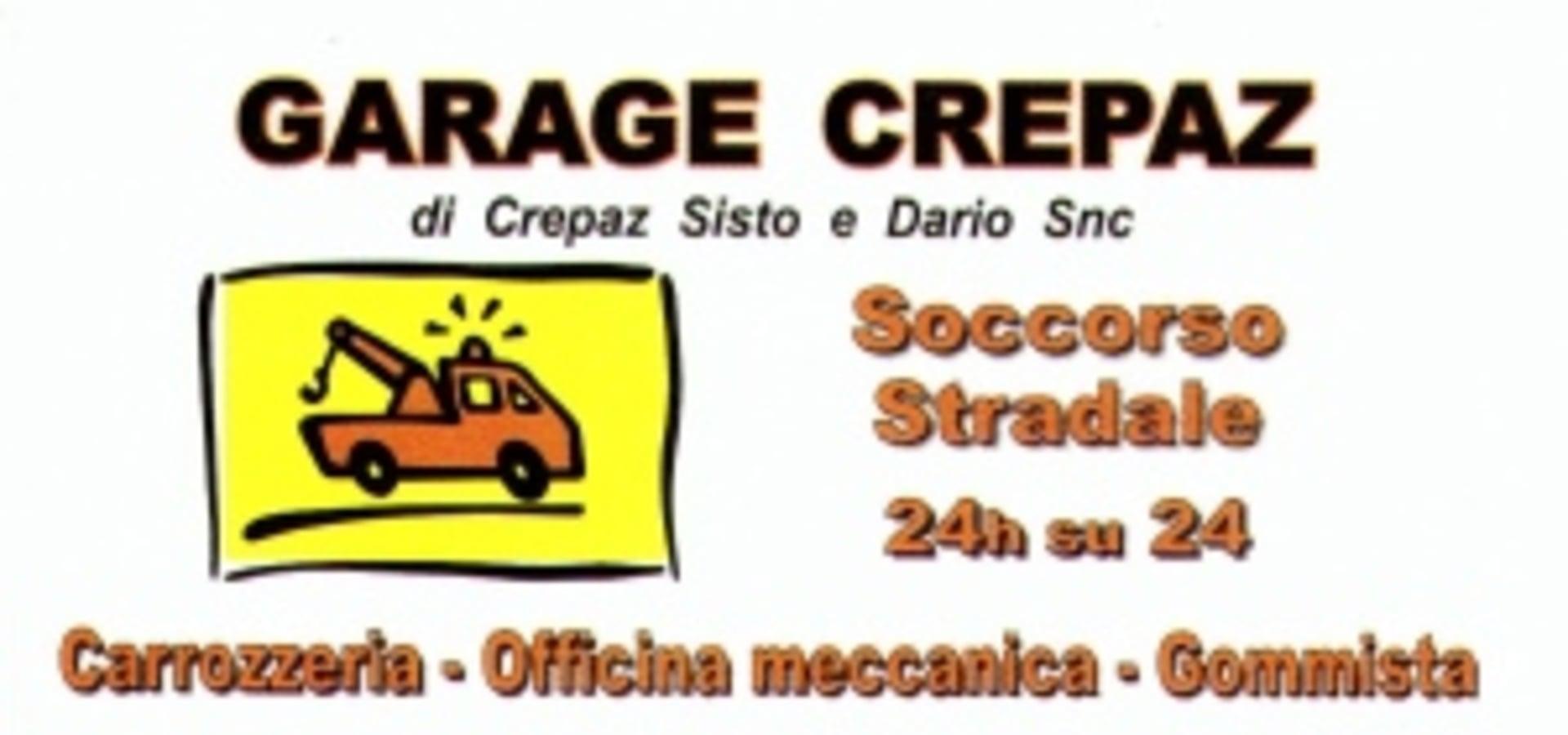Officina Carrozzeria Garage Crepaz