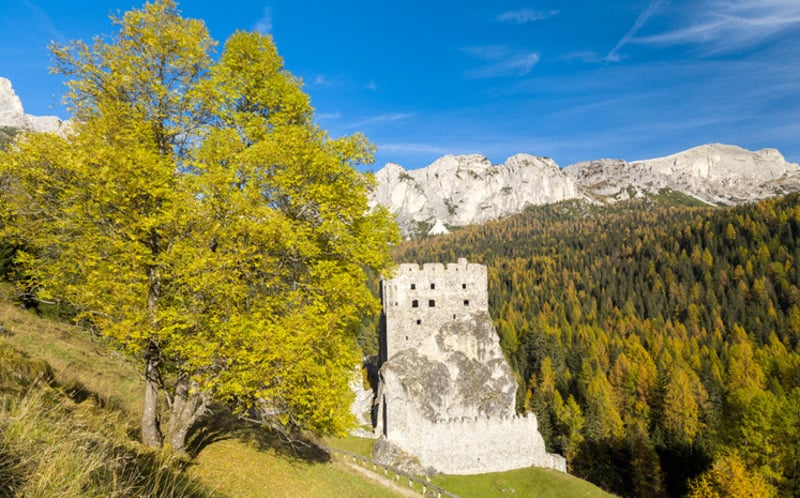 Andraz Castle