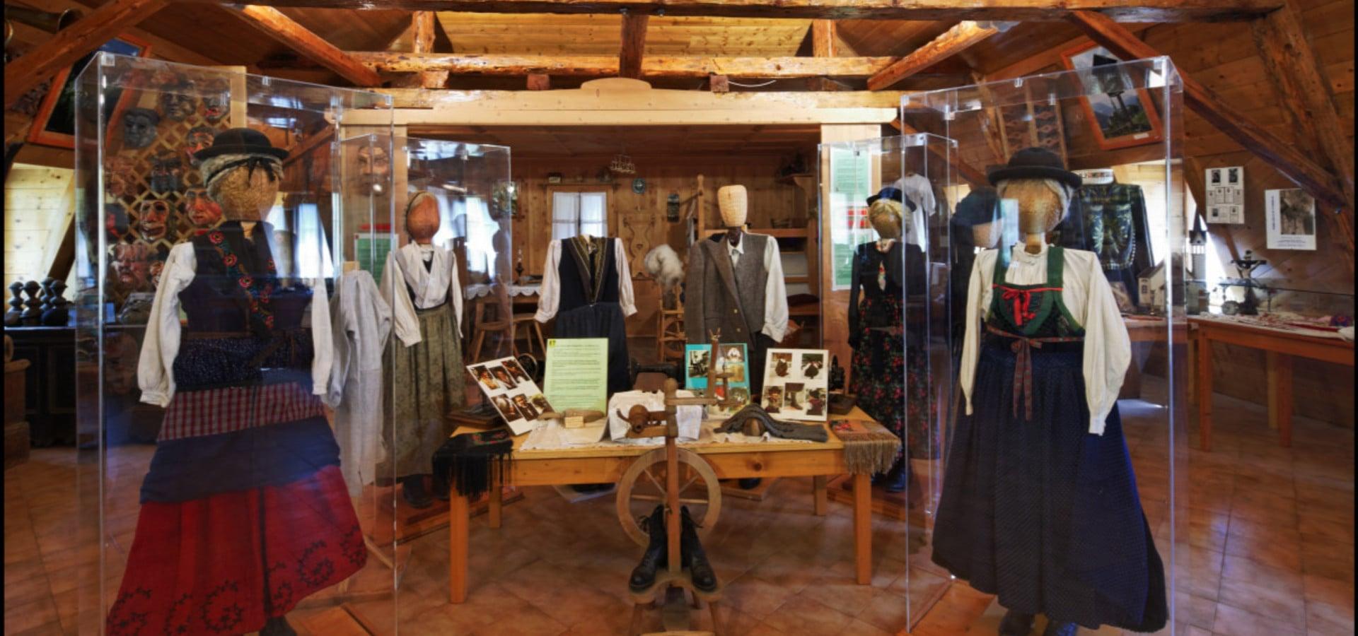 Ladinisches Volkskundemuseum in Livinallongo