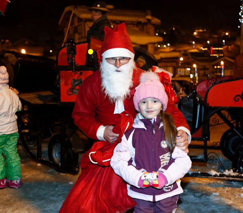 24.12.17 Der Weihnachtsmann kommt nach Arabba