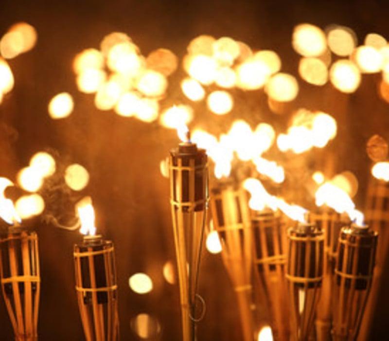 31.12.17 Torchlight Parade