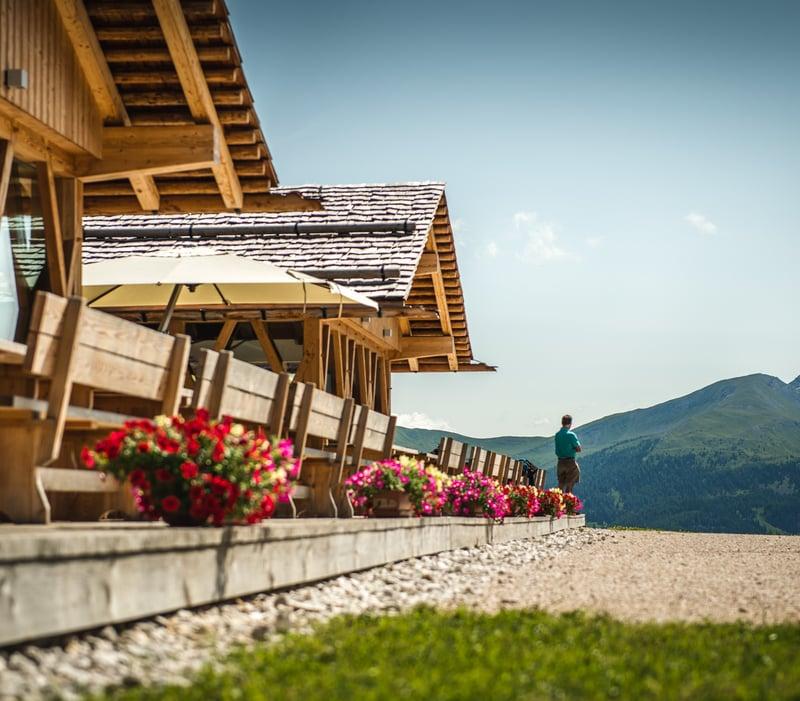 Berghütte Burz