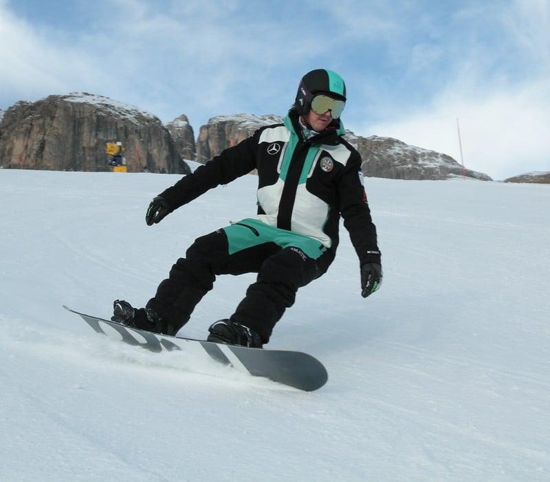Ski Schule Arabba