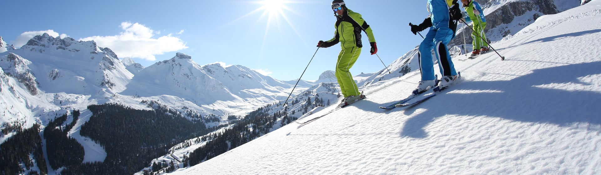 From 18 March Special offer Dolomiti SuperSun