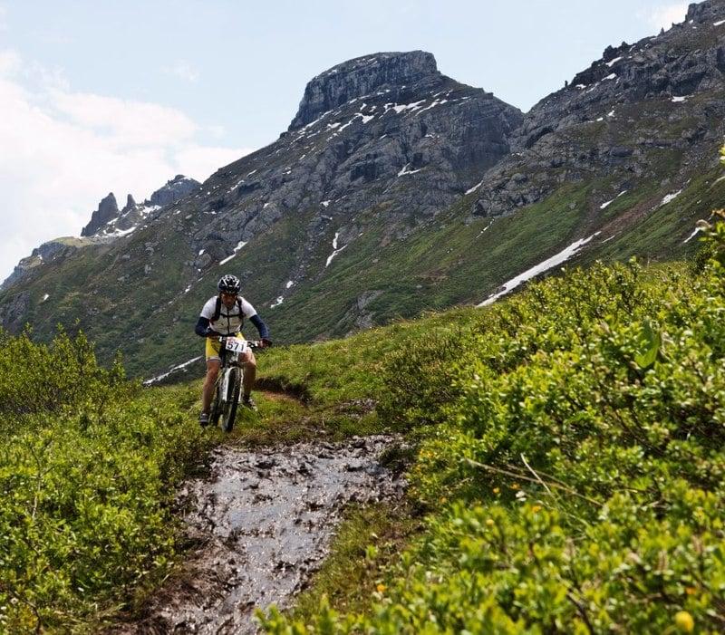 Südtirol Dolomites HERO