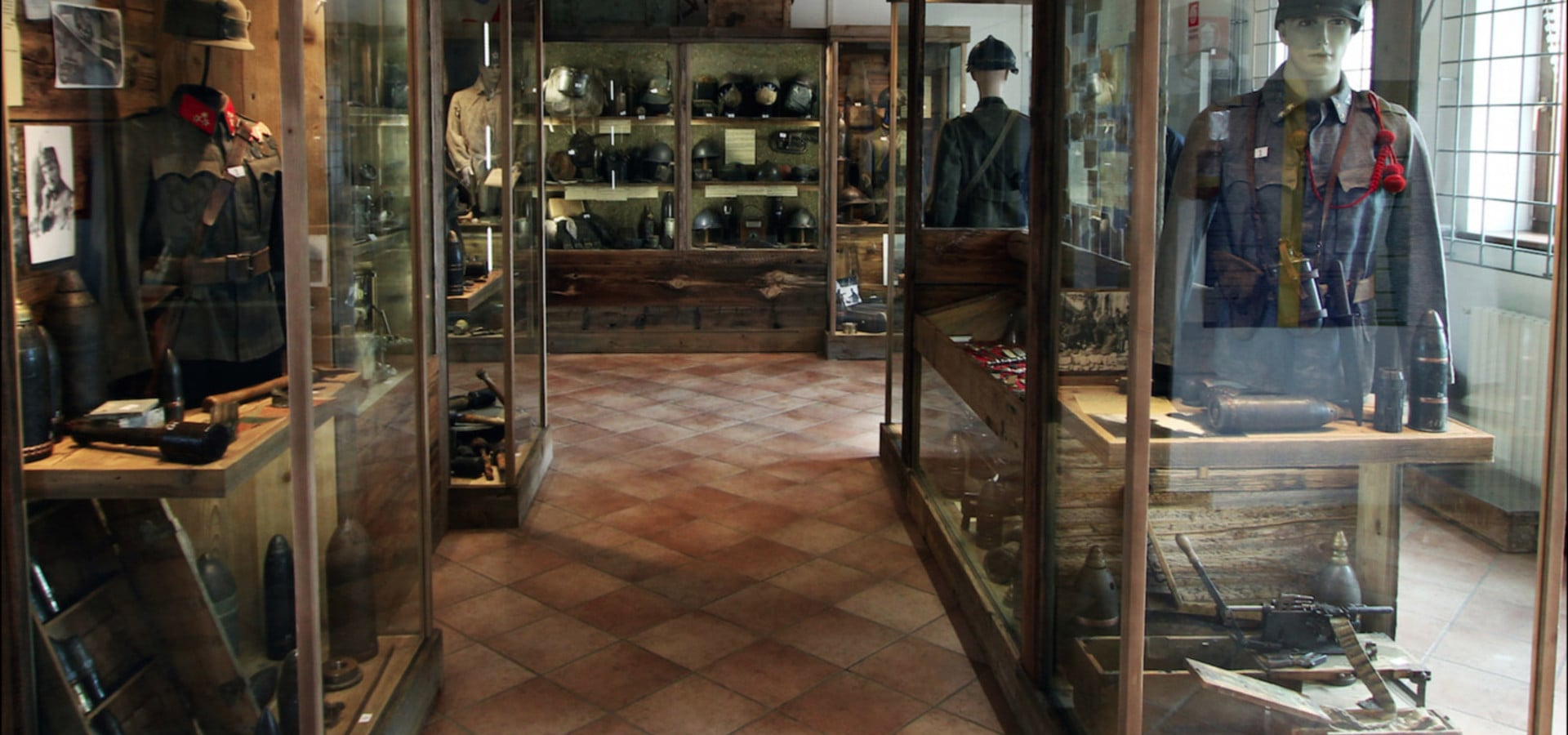 MUSEUM OF THE FIRST WORLD WAR
