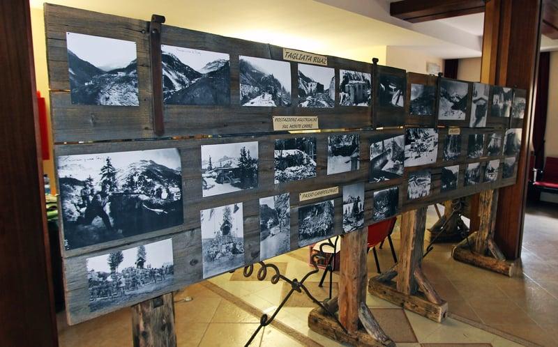 Museo della Prima Guerra Mondiale - Col di Lana
