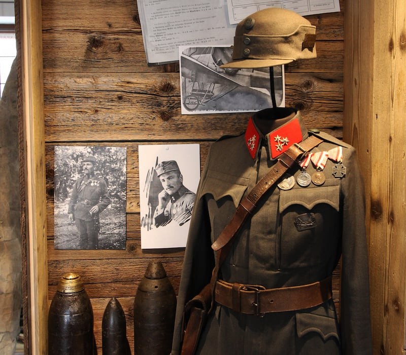 MUSEUM OF THE FIRST WORLD WAR