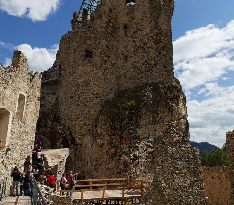 Fino al 25.09.16 Castello di Andraz