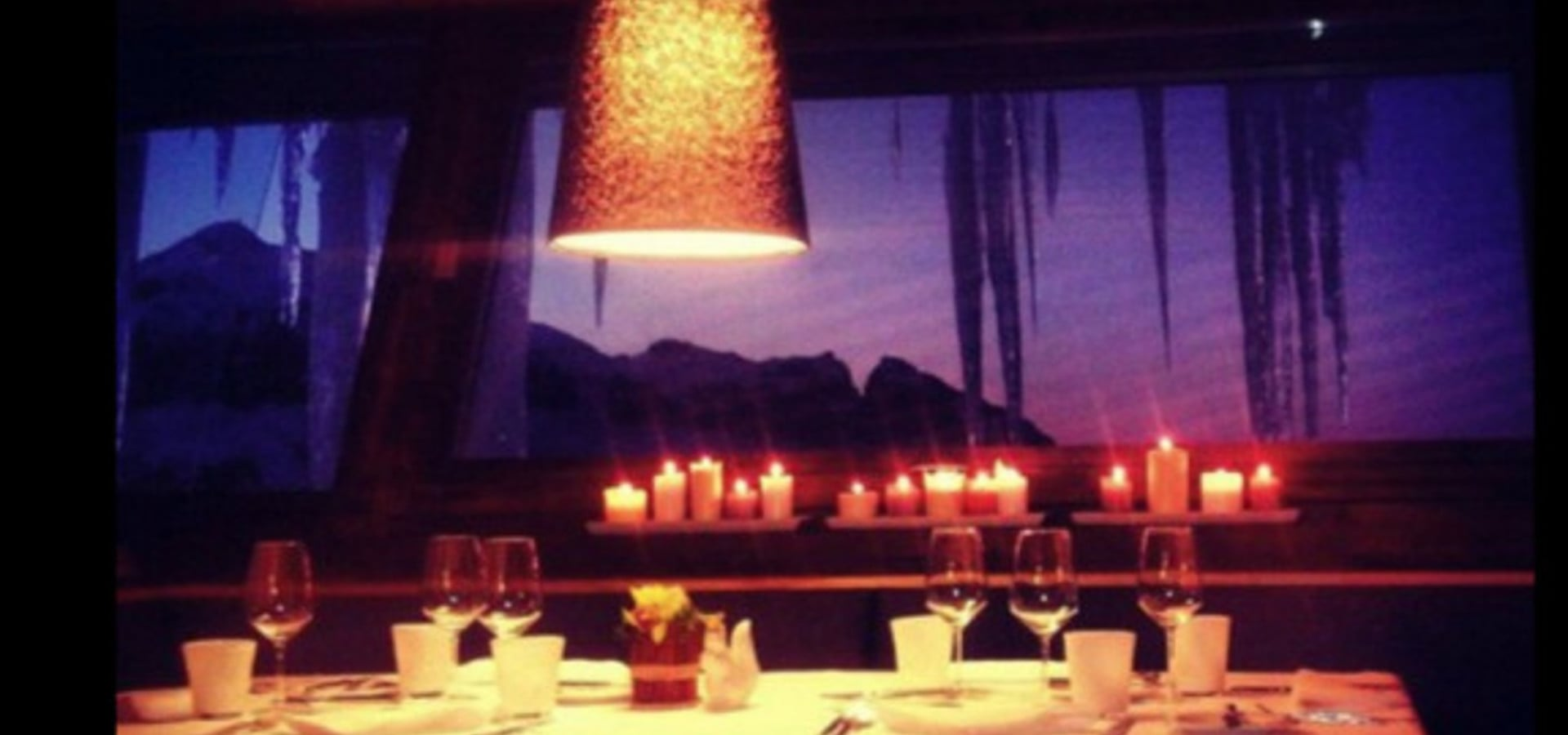 Wednesday under the stars I Restaurant Viel del Pan