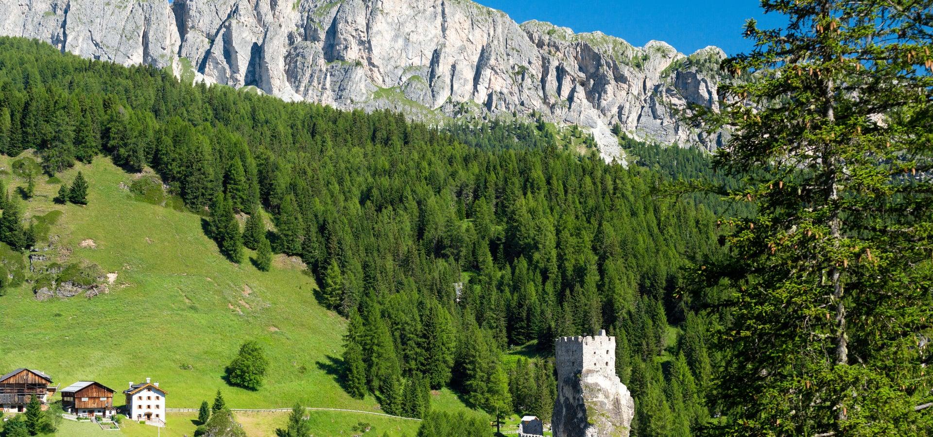 Felsklettern Falesia Sass de Bèita