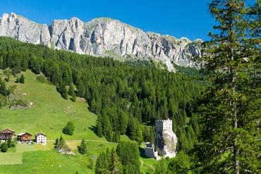 Palestra di roccia Falesia Sass de Bèita
