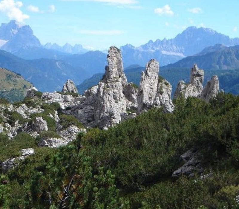 Climbing Bec De Roces