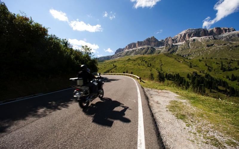 Marathon der Dolomitenpässe