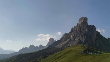 Giau: The King of the Dolomites Passes