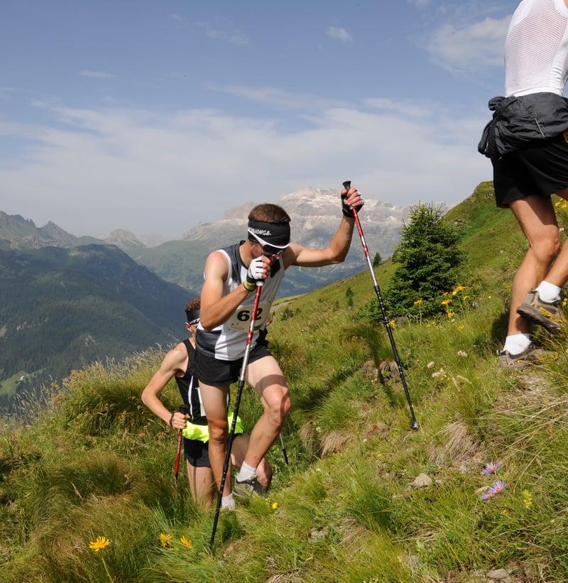 Montain Running