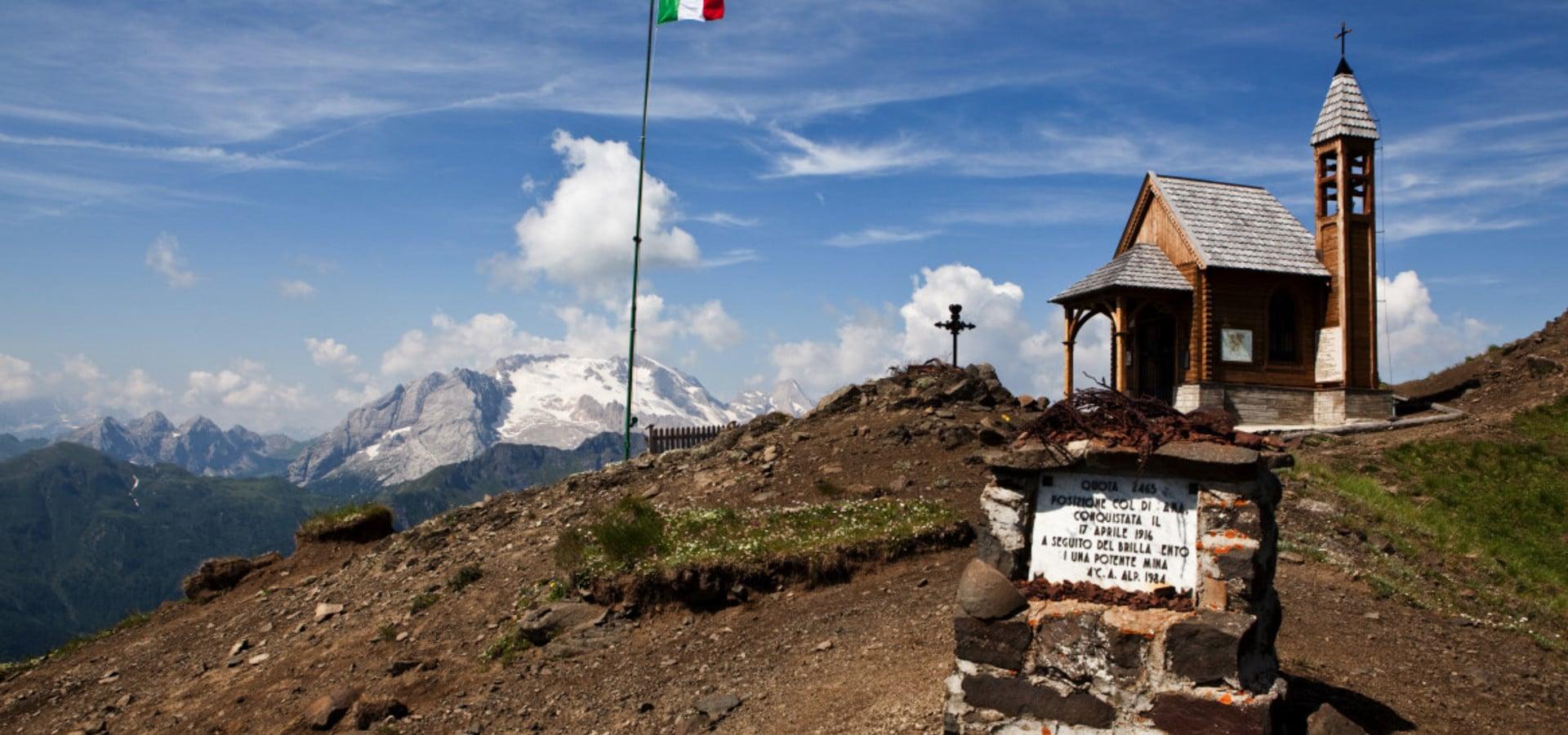 04.08.19 Commemorazione dei caduti Cima Col di Lana