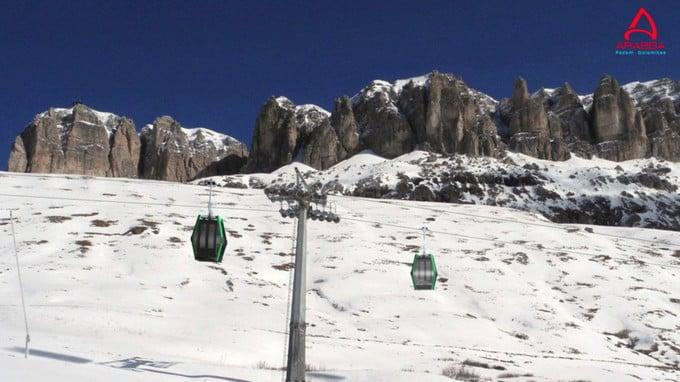 Novità Inverno 2017/2018 Ski Area Arabba - Marmolada