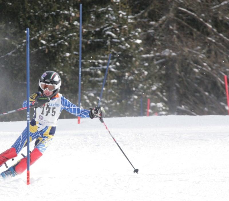 17-18.12.2016 Slalom Gigante FIS Junior