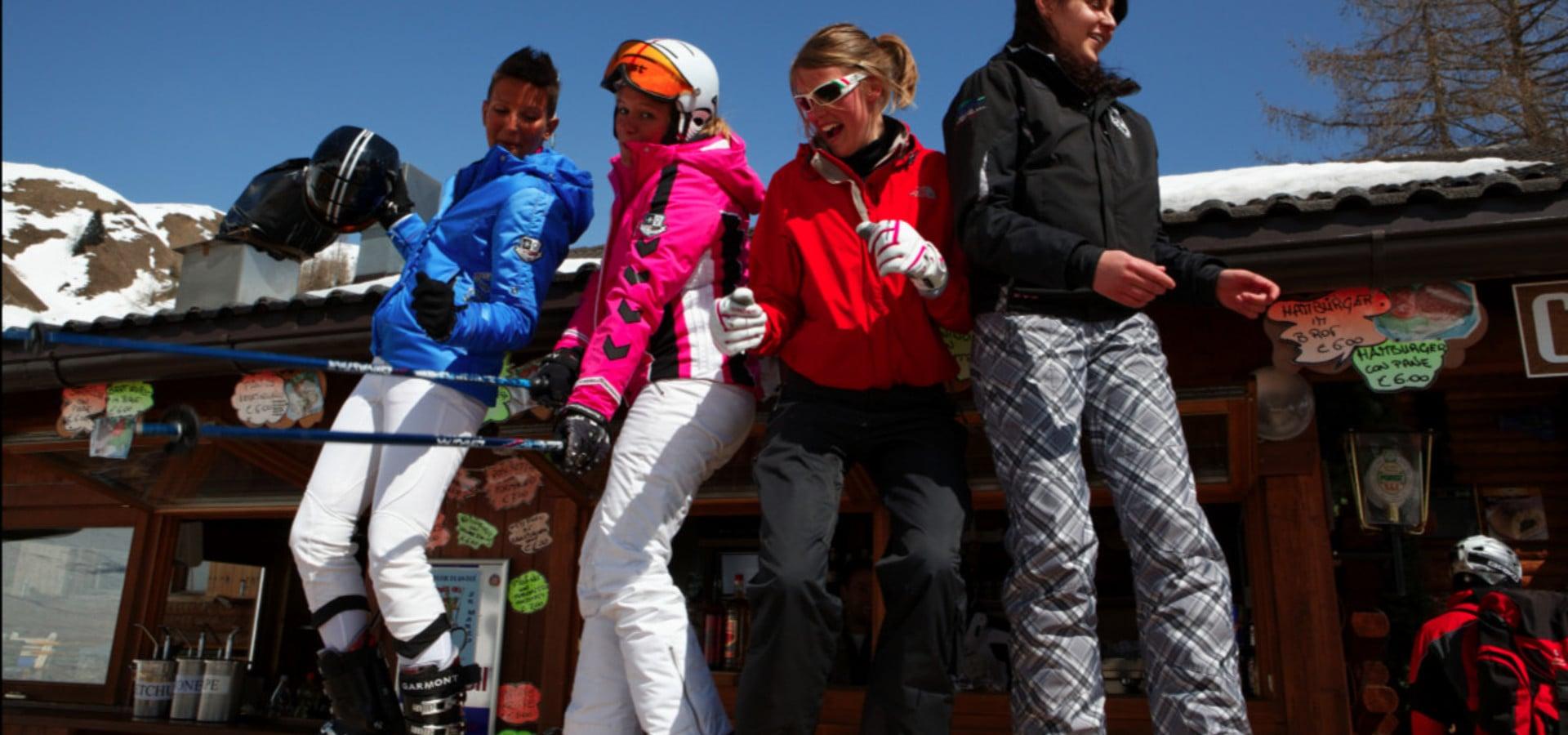Après-Ski @ Rifugio Plan Boè