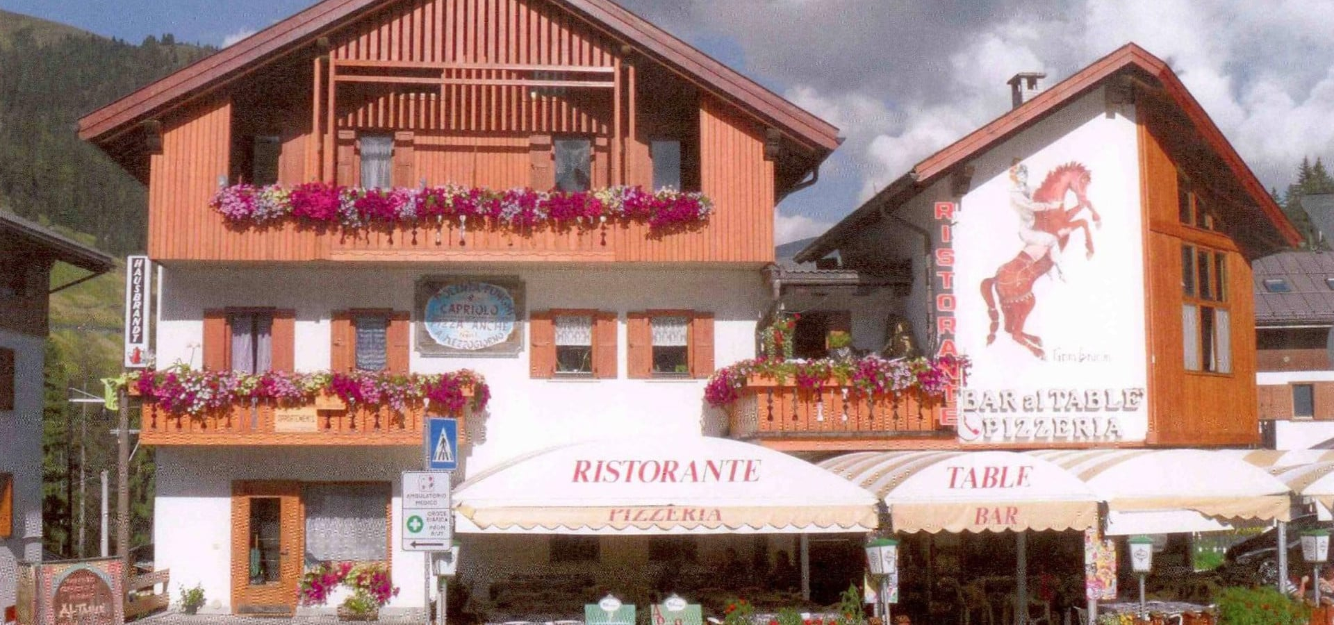 RISTORANTE PIZZERIA AL TABLE'