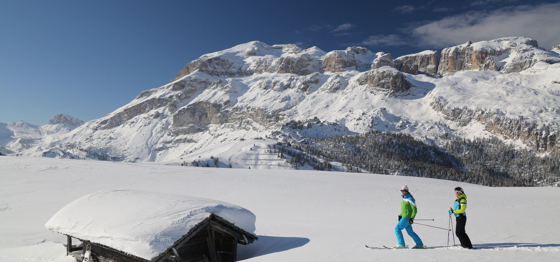 No-Stop Skiing until April 9th 2017 in Arabba-Marmoalda Skiarea