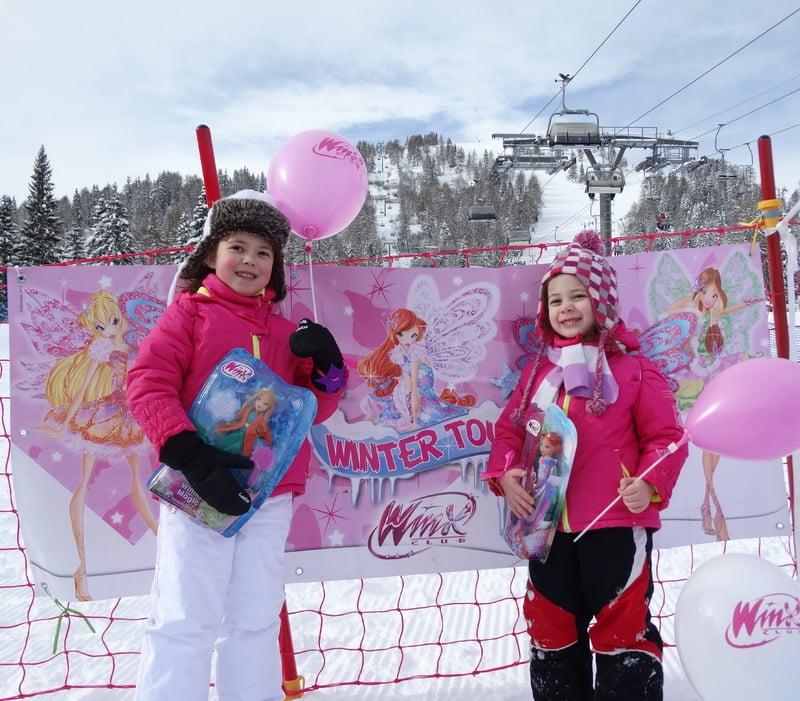 17.03.17 Winx Winter Tour Arabba