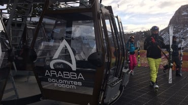 THE NEW CABLE-CAR PORTADOS IS OPEN