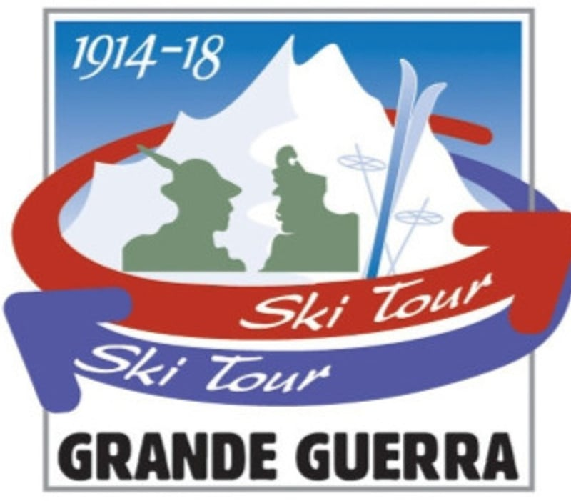 The First World War Ski Tour is open in counterclockwise direction