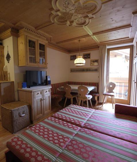 Apartment Condominio Pordoi