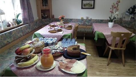Zimmer mit Frühstück Ru de Mont