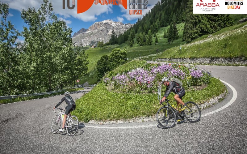 16.06.19 Dolomites Bike Day