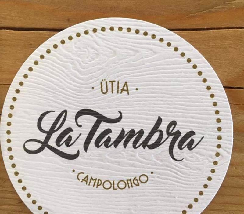 Berghütte Ütia La Tambra