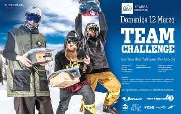 12.03.17 Team Challenge Arabba Super Park