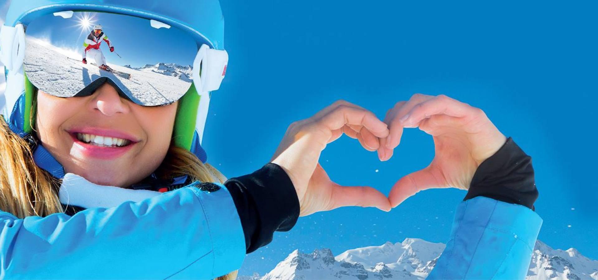 - 30 days at the End of the Winter Season Arabba-Marmolada