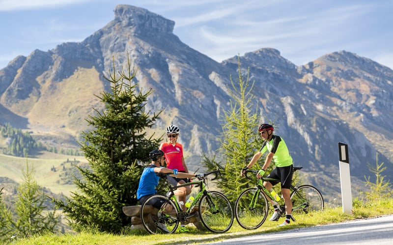 To be a Protagonist of the 2nd Dolomites Bike Day