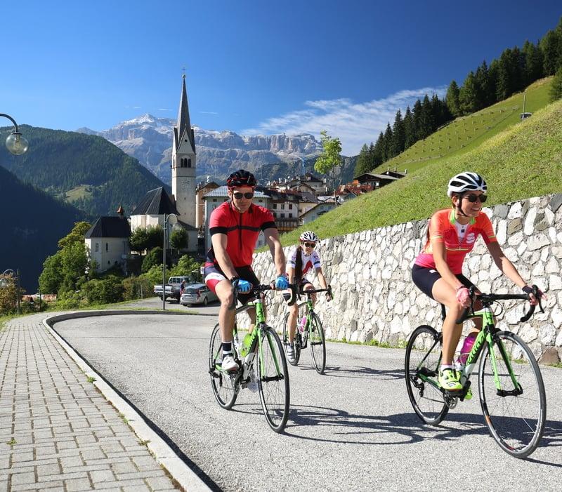 Spezial Vierten Ausgabe Dolomites Bike Day