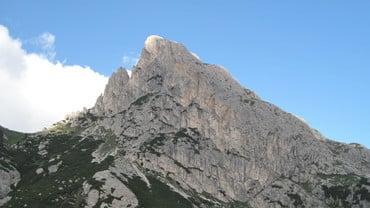 Felsklettern Sas de Stria/Hexenstein