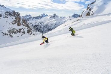 Ski Tour del Lagazuoi I Passo Falzarego