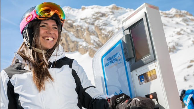 Special FISI card Days: Skipass -50%