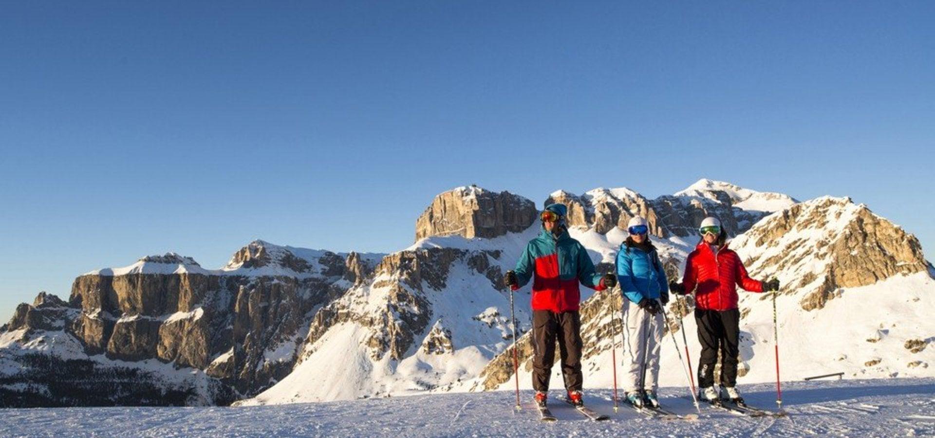Ski Tour Panorama