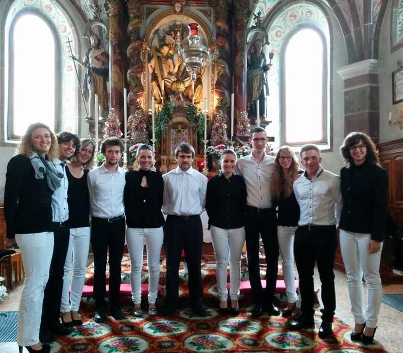 "Xmas Concert of Choir "" I Kropya"" & "" Provoxis"""