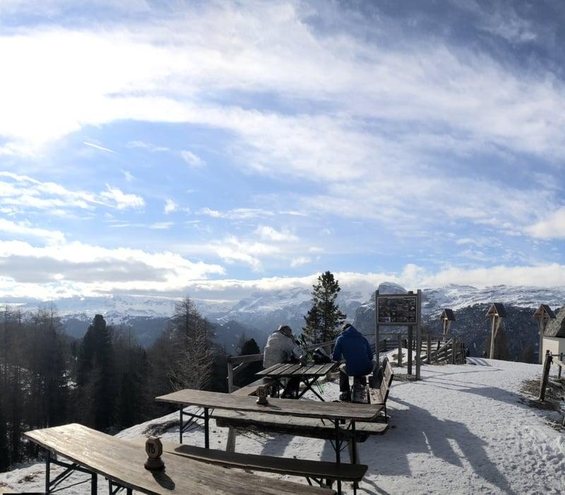 Ski Tour Sas Dla Crusc