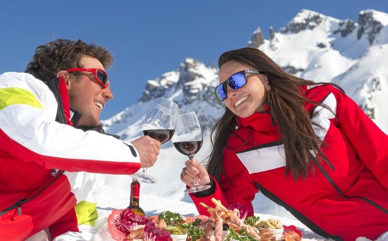 25.03.18 Ski & Wine Arabba - Marmolada