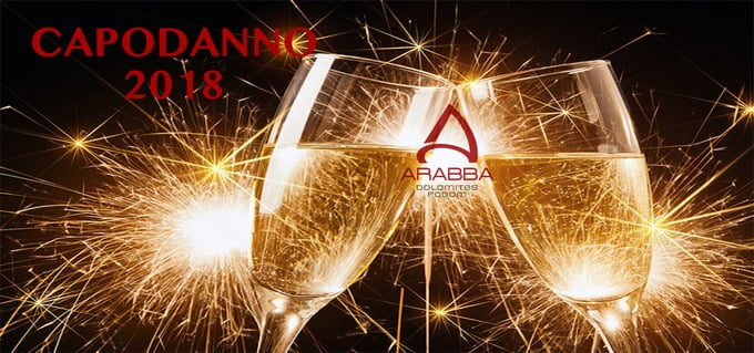 NEW YEAR IN ARABBA: AN EXPERIENCE TO LIVE ON THE DOLOMITES