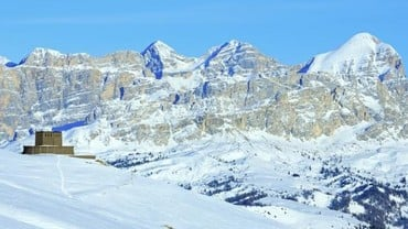 From 26/12/2018 the First World War Ski Tour will be opened