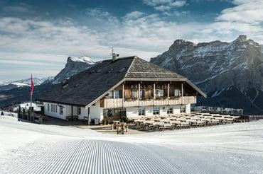 Pralongià Berghütte
