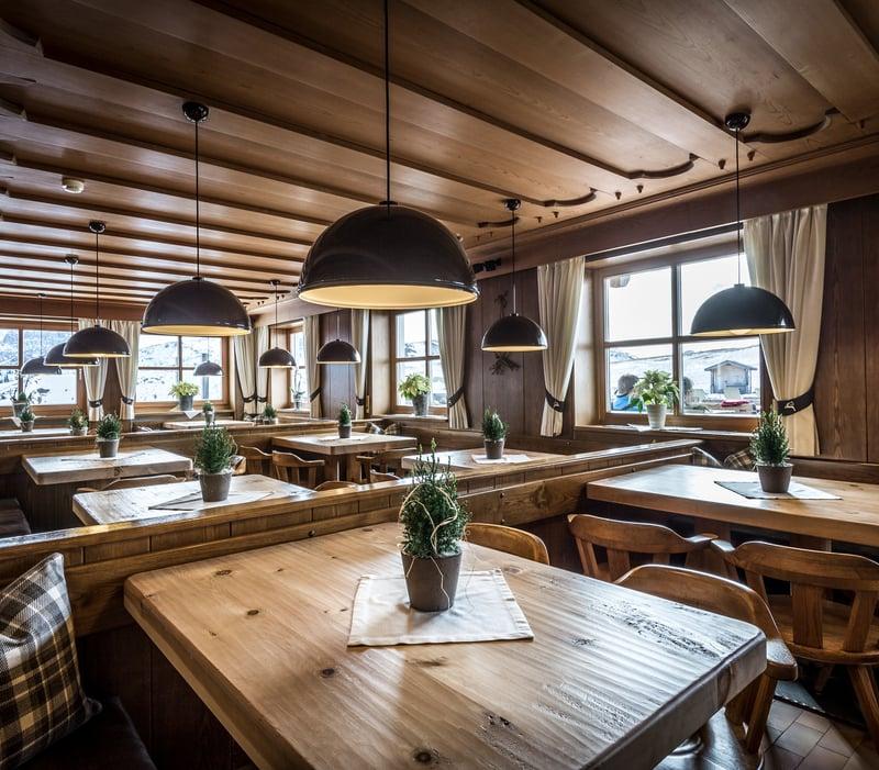 Pralongià Alpine Hut