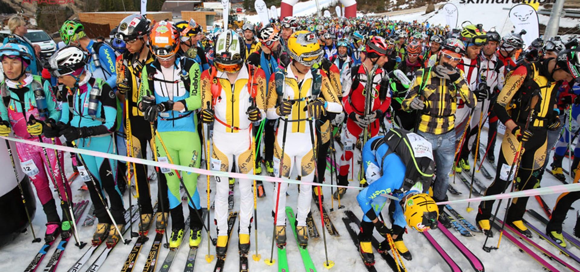 Morgen startet die 23. Auflage des Sellaronda Skimarathons.
